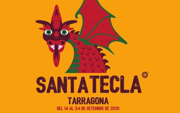 santa tecla tarragona 2015 itinere visita guiada festa major