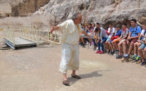 itinere tarragona posa un romà a la teva vida