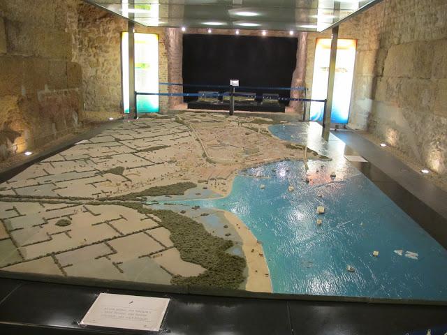 maqueta tarraco romana itinere visita guiada tarragona